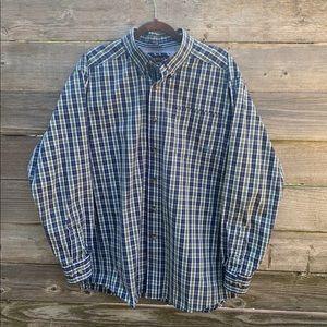Men's Ariat Dress/ Casual Button Down Shirt
